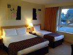der Hotelzimmer